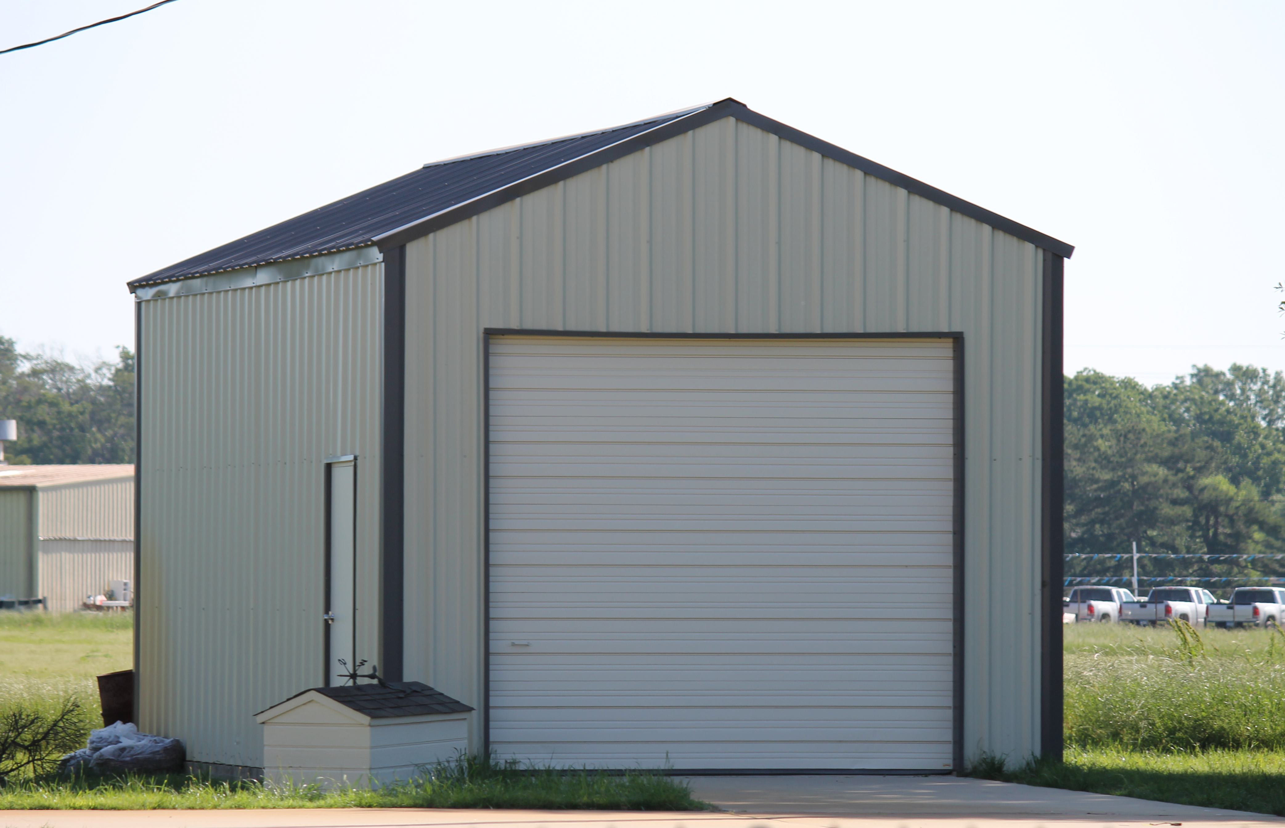 Construction Of Steel Buildings: Stansell Construction