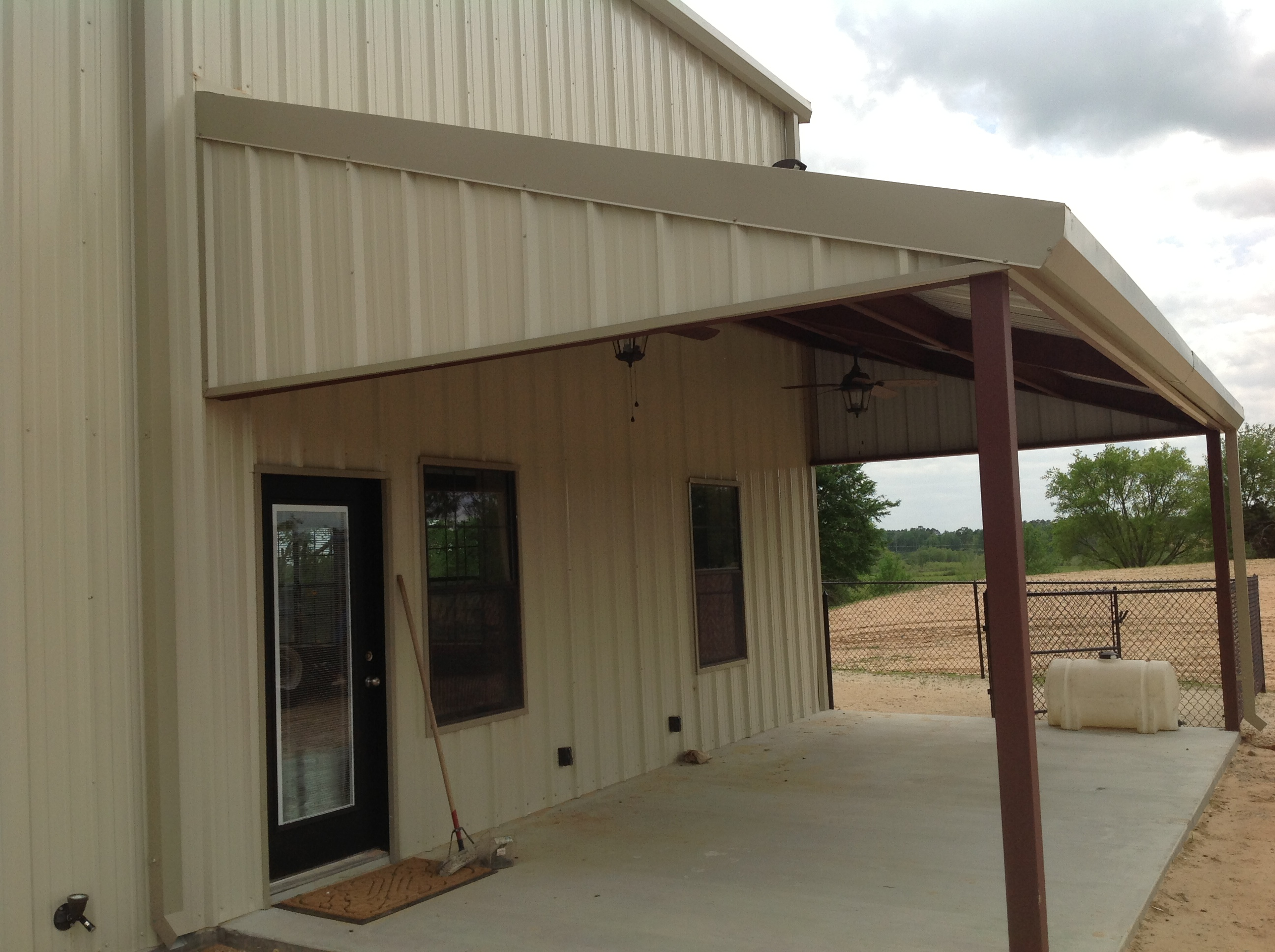 Metal Building Homes For Sale In Texas